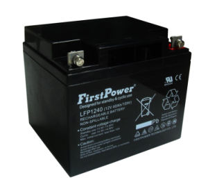 LFP1240 Sealed Lead Acid Battery pictures & photos