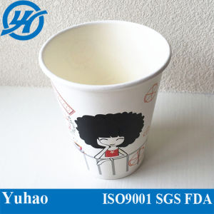 Flexo Printing Good Quality Hot Drink Paper Cups Without Lids pictures & photos