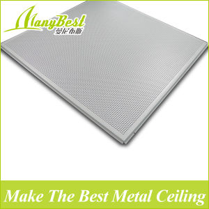 Soundproof Suspended Aluminum Expanded Metal Ceilings pictures & photos