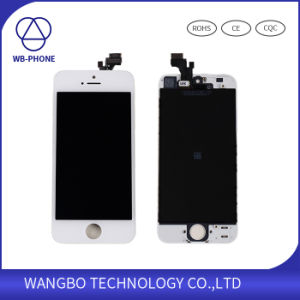 Best Quality Mobile Phone LCD Screen for iPhone 5 Touch Screen, LCD Digitizer Display pictures & photos