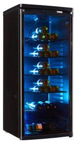 89 Bottles Large Size Wine Cooler