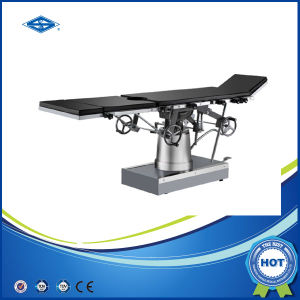 Cheap Manual Power Hospital Surgical Operating Table (HFMH2001) pictures & photos