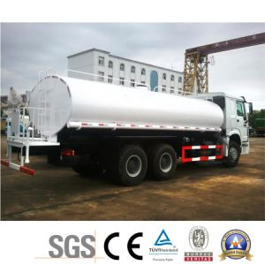 Top Quality Water Tank Truck of Sinotruk