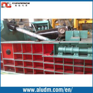 Aluminum Scrap Packing Machine in Aluminium Extrusion Machine pictures & photos