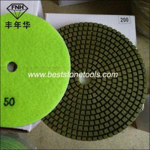 Dd-9-150 Diamond Concrete Dry Polishing Pad Polishing Tool 6 Inch pictures & photos