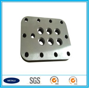 Custom High Precision CNC Machining Mechanical Part Sealing Plate pictures & photos