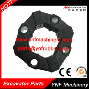 High Quality Rubber Excavator Flexible Coupling pictures & photos