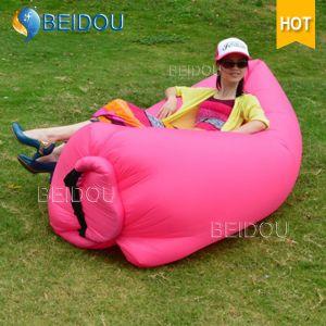 Durable Outdoor DIY Air Beach Bags Beanbag Inflatable Banana Sleeping Camping Bag pictures & photos