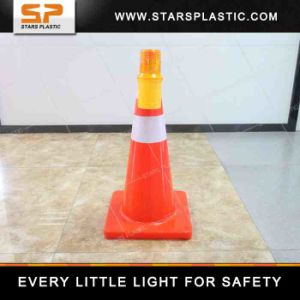 UK Type LED Traffic Warning Barricade Light pictures & photos