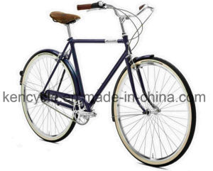 28inch Nexus Inter 7 Speed Classical Girls Bike with Basket Dutch Oma Bike City Bike pictures & photos