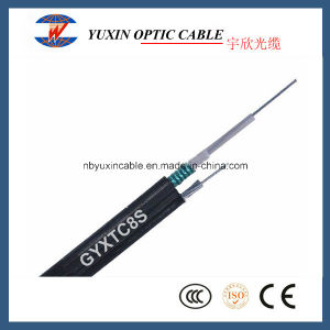 Outdoor Self-Supporting Gyxtc8s Sm Outdoor Fiber Optic Cable