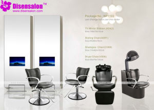 Styling Chair, Salon Chair, Barber Chair, Hairdressing Chair (Package NP1103)