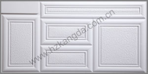 PVC Embossed Board (Y-14) pictures & photos