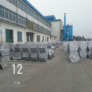 99.9% Aluminium Ingot High Quality Very High Grade Hot Sales pictures & photos