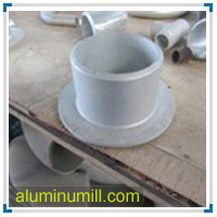 Aluminum B241 5052 Flange Fitting Stub End pictures & photos