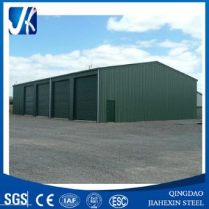 Prefab Steel Building in High Quality (JHX-M032) pictures & photos