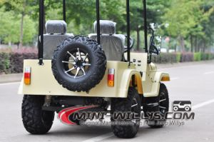 2016 New Adult Size Mini Jeep Willys Available on 150cc and 200cc Gy6 Engine pictures & photos