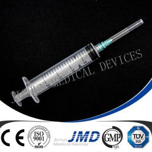 3 Part Sterile Syringe (DSC-6106) pictures & photos