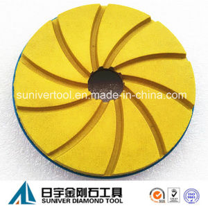 100# Snail Lock Edge Grinding Wheel pictures & photos