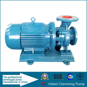 Horizontal Transfer Single Stage Circulating Booster Water Pump pictures & photos