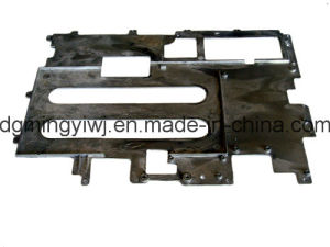 Chinese Factory Magnesium Alloy Die Casting for Tablet Computer Holder (MG0028) Which Approved ISO9001-2008