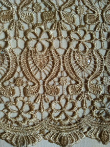 Africa Water Soluble Fabric Lace