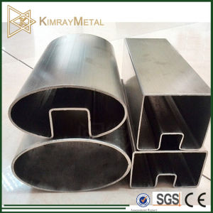 Stainless Steel Handrail Slot Pipe pictures & photos