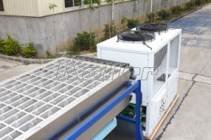 6tons Edible Block Ice Machine with Water Cooling for Food Processing (DK60) pictures & photos