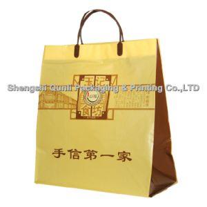 Plastic Bag with Clip Handle Handle (SSQL-PL-D001)