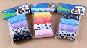 Dog Poop Bag Plastic Unscented Scented Pet Waste Bag pictures & photos