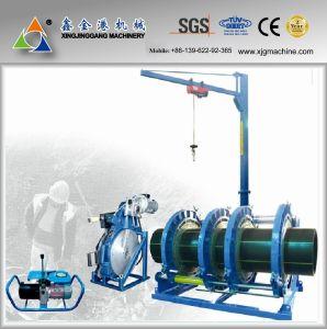 HDPE Pipe Butt Fusion Machine-02 pictures & photos