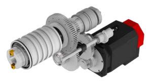 Cast Iron Milling Machine (EV1060M) pictures & photos