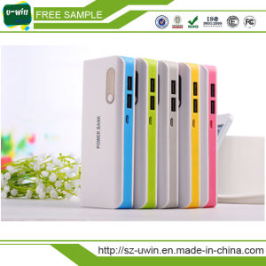 New Design10000mAh Portable Mobile Power Bank pictures & photos