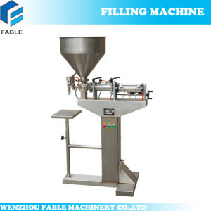 Bottle Jam Mineral Water Filling Machine /Beverage Filler Machine (FSP-1) pictures & photos