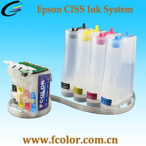 T2201 Ink System 4 Color for Epson Wf2630 2650 CISS pictures & photos
