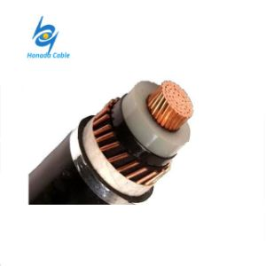 Mv One Core 3 Cores 185mm2 240mm2 500mm2 Swa Armored Copper XLPE Power Cable pictures & photos