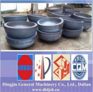 Stainless Steel Dish Heads for Pipe Fitting pictures & photos