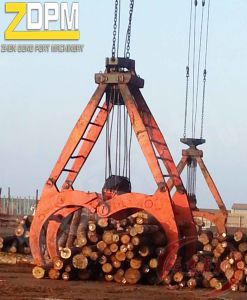 Timber Grab with Four Rope/Timber Grab