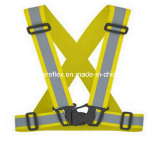 Reflective Yellow Safety Belt pictures & photos