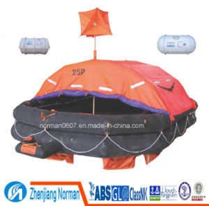 Inflatable Life Raft for Lifesaving pictures & photos