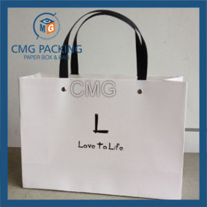 New Luxury Shopping Clothing Paper Bag (DM-GPBB-167) pictures & photos