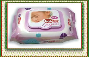 Big Package High Quality 100PCS Baby Wet Wipes pictures & photos