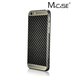 China Factory Luxury Carbon Fiber Mobile Cover for iPhone 6 6s pictures & photos