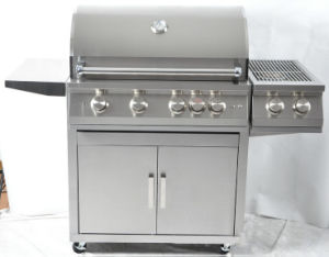 Luxury Outdoor Built in BBQ Kitchen Island with 304ss pictures & photos