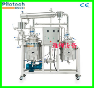 Chemical Industry Lab Mini Essential Oil Extractor Machinery pictures & photos