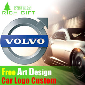 High Quality Decal Stickers Custom Emblem Logo Car Badge pictures & photos