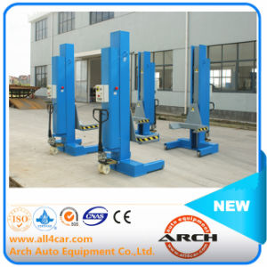 Hydraulic Auto Mobile Four Column Truck and Bus Post Lift pictures & photos