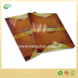 Competitive Soft Cover Books Printing (CKT-BK-8810)