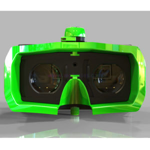Fully Cover Personal Movie Cinema 3D Vr Box Glasses for Cell Phone 3.5 - 6 Inch pictures & photos