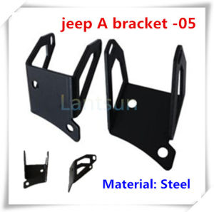 off Road LED Work Lamps Brackets for Jeep Wrangler pictures & photos